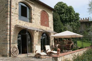 Vacation home in San Casciano